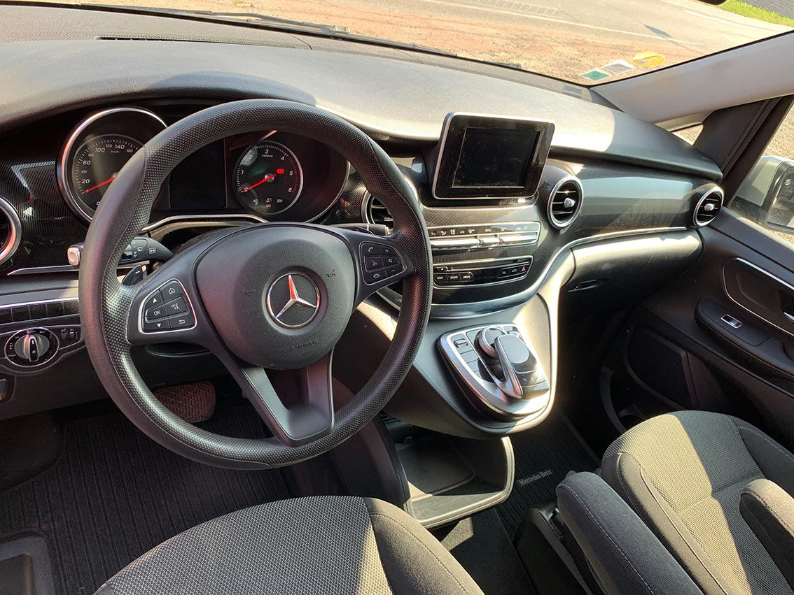 Location V Classe Mercedes